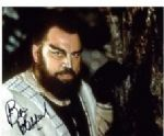 Brian Blessed from Doctor Who
